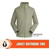Jaket TAD Import New Edition Jaket Jokowi Model Baru Waterproof