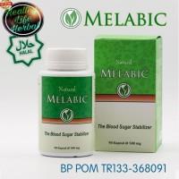 Obat diabetes Melabic