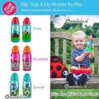 Tum Tum Flip Top Kids Water Bottle (Botol Minum Anak)