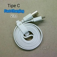 Kabel Data / Charger USB Tipe Type C for Samsung Asus Oppo Xiaomi Vivo