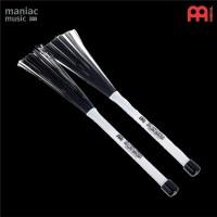Meinl SB304 (Nylon Brush Stick, Retractable, Drum, Perkusi, Cajon)