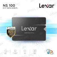 "Lexar NS100 SSD 512GB Sata 3 - Lexar LNS100 512 GB 2.5"""
