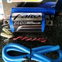Termurah Koil Faito Racing 7400 IGNITION Coil Original Faito Universal
