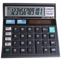 Kalkulator Calculator Citizen CT-512 12Digit
