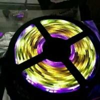 Lampu Led Strip Runing 5050 komplit dengan adaptor