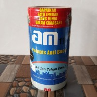 AM 110 Pelapis Anti Bocor Stone Black 1 kg