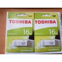 USB Flashdisk Toshiba 16GB USB GARANSI RESMI + Bootable Windows