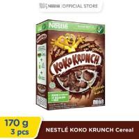 NESTLE KOKO KRUNCH Cereal 170g 3 pcs [Special Diskon]