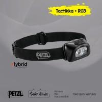 Headlamp Petzl Tactikka + RGB 160 Lumens