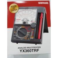ORIGINAL Multitester / Multimeter Analog Sanwa YX360TRF