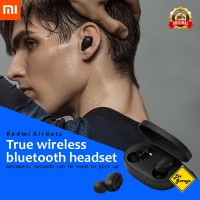 Bluetooth Headset Xiaomi Redmi AirDots TWS Bluetooth 5.0 Original