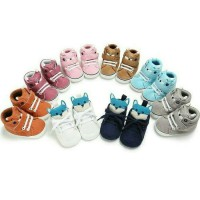 Sepatu Prewalker Shoes Animal Anak Bayi Laki-laki