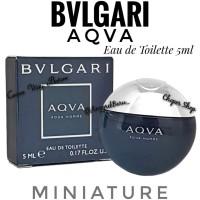 Parfum Miniature Bvlgari Aqua Pour Homme EDT 5ml