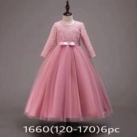 Gaun Pesta Anak Gaun Ulang Tahun Dress Pesta Gaun mewah