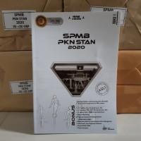 Buku PREPARE SPMB USM PKN STAN Latihan Pembahasan Soal Terbaru + Bonus