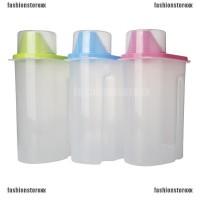 Kotak Penyimpanan Makanan / Sereal / Kacang Bahan Plastik