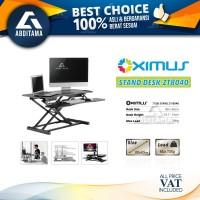Height Adjustable Sit Stand Desk Office Computer OXIMUS ZT8040 8040