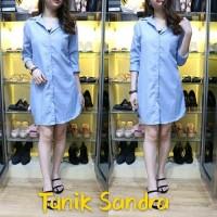 Tunik Sandra [Dress 0133] SHT KP19⠀⠀⠀⠀⠀⠀⠀