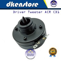 Driver Tweeter ACR CD1 CD250C1-08 compression driver