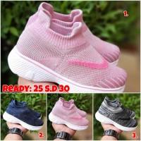 Nike Slip On Anak Impor / Sepatu Anak Laki / Sepatu Anak Perempuan