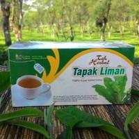 obat herbal khasiat ampuh dengan teh tapak liman alami berkualitas