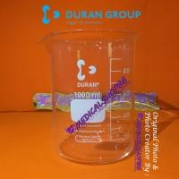 BEAKER GLASS 1000ml, Low Form - DURAN (Germany)