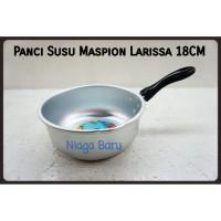 Maspion Larissa Panci Susu/Panci Larissa 18cm alumunium Masak Indomie