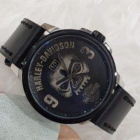 jam tangan pria Herley davidson