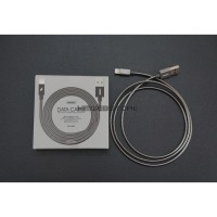 Remax Cable Silver Serpent Lightning Kabel Data Charger Iphone Ipad