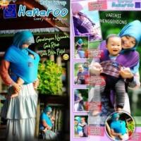 Hanaroo Baby Wrap Polos Gendongan Bayi Nyaman Carrier Kado Hadiah Ori