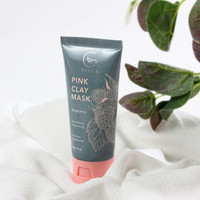 Geeca Pink Clay Mask