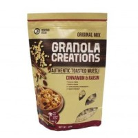 Granola Creations Granola cinamon raisin 400g