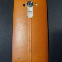 G4 Leather Back Cover Original Cabutan