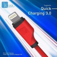 PREMIUM Hippo VLAST 1M Kabel Data Charger Lightning Iphone 6S 7 7+ X