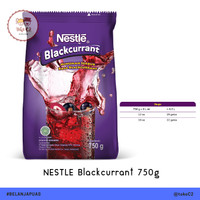NESTLE Blackcurrant Drink 750gr 1 Dus by Grab/Gojek