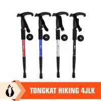 Tongkat Gunung / Hiking / Trekking Pole / Tracking Pole Murah 4JLK