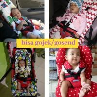 Car Seat CarSeat Bayi Baby Portable Alas Stroller Kursi Mobil jepang