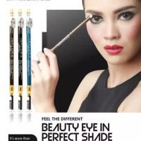 Pensil Alis IMPLORA Soft Type Eyebrow Original BPOM