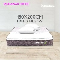 Kasur Spring Bed inthebox (x) Size 180x200 (King)