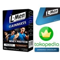Susu Lmen Gainmass / L-men Gain Mass Chocolate 500 g