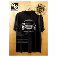 Kaos Mobil Honda Mobilio RS - Kaos Otomotif