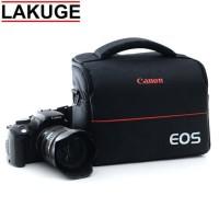 Tas Selempang EOS Kamera DSLR Canon Nikon