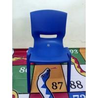Kursi Anak PAUD Plastik Biru Olymplast OK 305