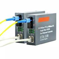 NetLink HTB-3100 AB-2Pcs Media Converter - HTB3100