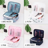 Tas Kosmetik Toilet Pouch Travel Bag Make Up Organizer Korea JH1