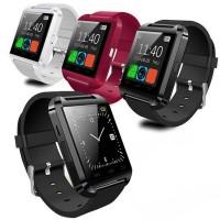 Smart Watch Bluetooth HP Kamera untuk Android iOS iPhone Samsung LG HT