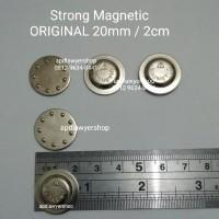 Magnet Magnetic 12mm / 2cm Magnet bulat super kuat magnet Strong