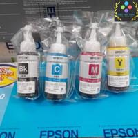 Tinta Epson T664 Loose pack 1 SET 4WARNA