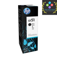 Tinta Hp GT51 Black/Hitam