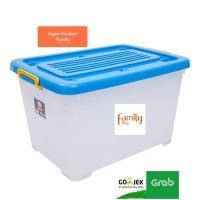 GOJEK GRAB! Shinpo SIP 116 Mega Container Box CB 130 Liter